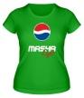 Женская футболка «Маша Лайт» - Фото 1