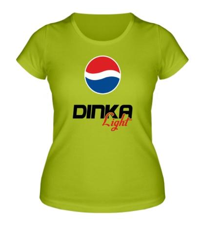 Женская футболка Дина Лайт