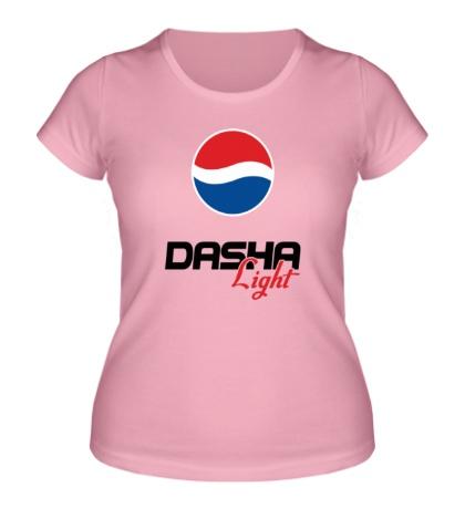 Женская футболка Даша Лайт