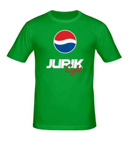 Мужская футболка Юра Лайт