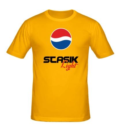 Мужская футболка Стас Лайт