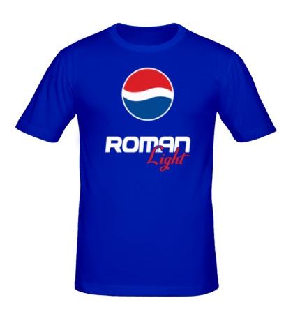 Мужская футболка Рома Лайт