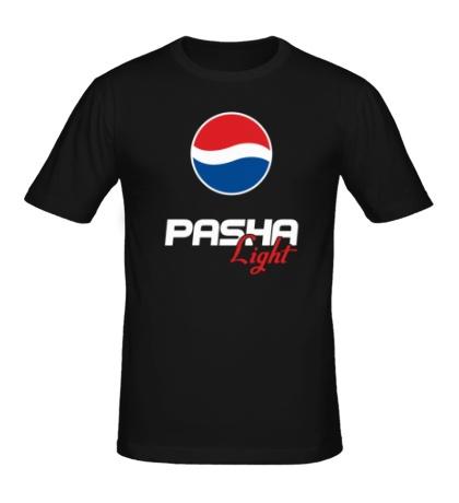 Мужская футболка Паша Лайт