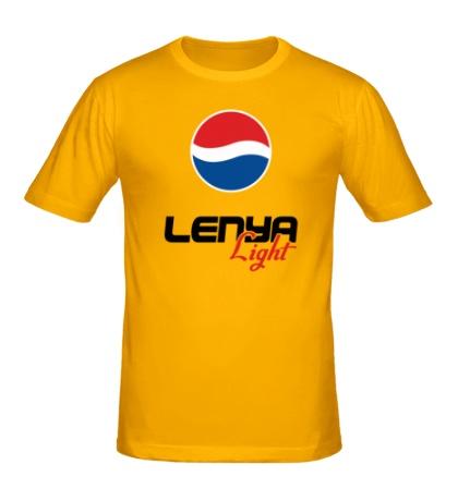 Мужская футболка Леня Лайт