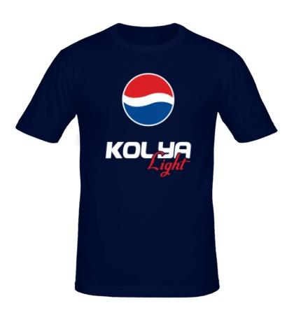 Мужская футболка Коля Лайт