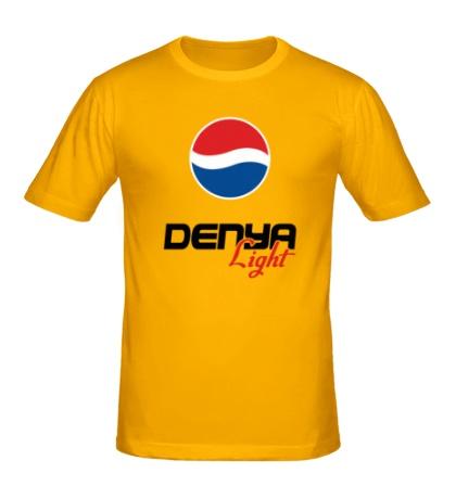 Мужская футболка Денис Лайт