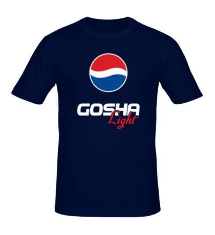Мужская футболка Гоша Лайт