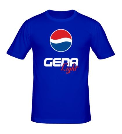 Мужская футболка Гена Лайт