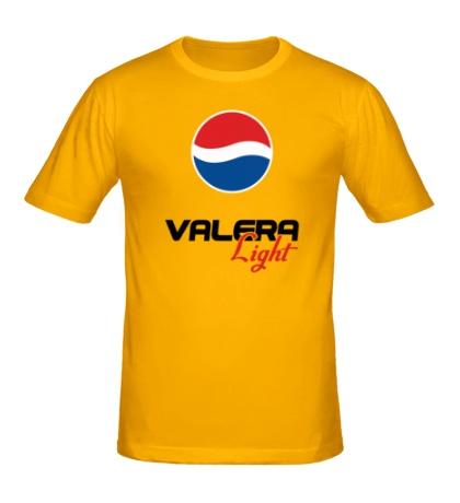 Мужская футболка Валера Лайт