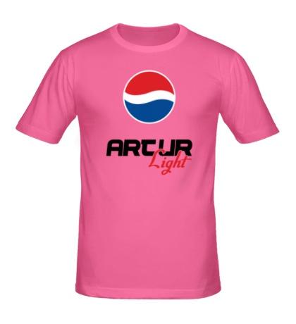 Мужская футболка Артур Лайт