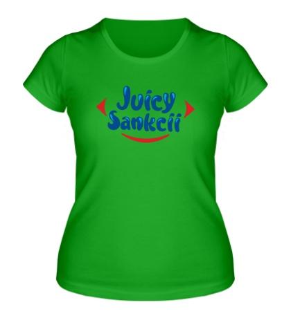 Женская футболка Джуси Фрут Санкции