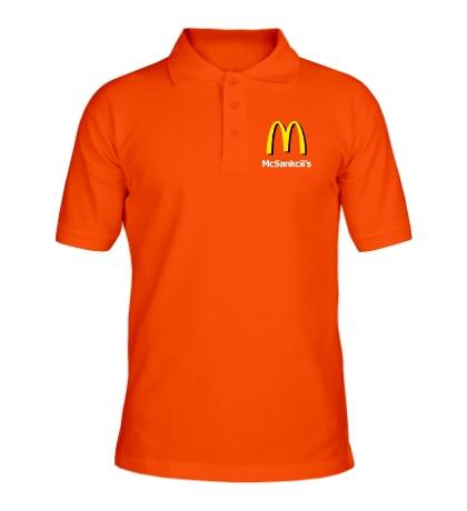 Рубашка поло Мак Санкции