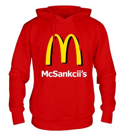 Толстовка с капюшоном Мак Санкции