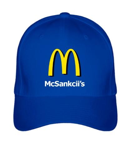 Бейсболка Мак Санкции
