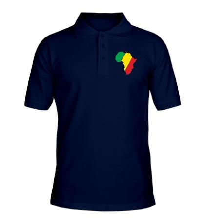 Рубашка поло Мама Африка
