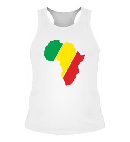Мужская борцовка Мама Африка