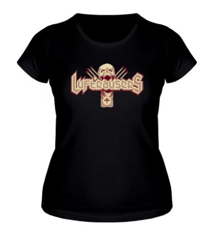 Женская футболка Luftrausers