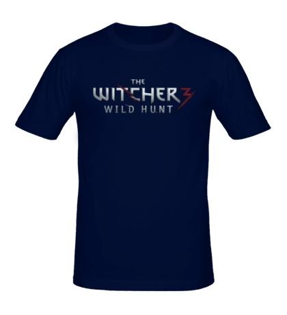 Мужская футболка The Witcher 3: Wild Hunt