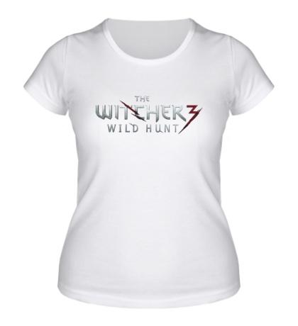 Женская футболка The Witcher 3: Wild Hunt