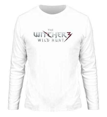 Мужской лонгслив The Witcher 3: Wild Hunt