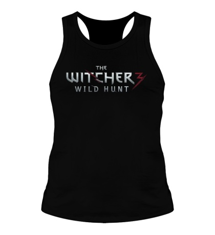 Мужская борцовка The Witcher 3: Wild Hunt