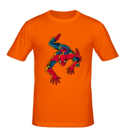Мужская футболка Spider-Man