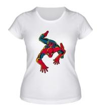 Женская футболка Spider-Man