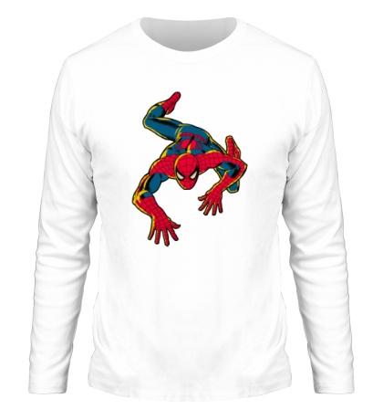 Мужской лонгслив Spider-Man