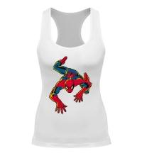 Женская борцовка Spider-Man
