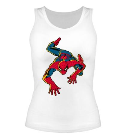 Женская майка Spider-Man