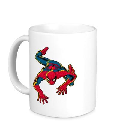 Керамическая кружка Spider-Man