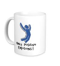 Керамическая кружка Positive Emotions