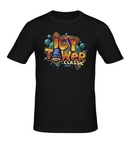 Мужская футболка Icy Tower Classic