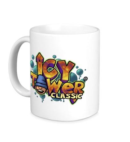Керамическая кружка Icy Tower Classic