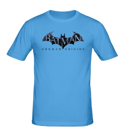 Мужская футболка Batman: Arkham Origins