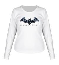 Женский лонгслив Batman: Arkham Origins