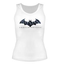 Женская майка Batman: Arkham Origins