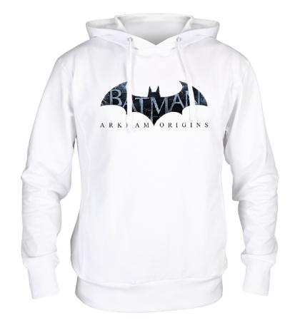 Толстовка с капюшоном Batman: Arkham Origins