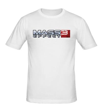 Мужская футболка Mass Effect 3
