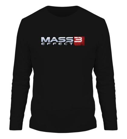 Мужской лонгслив Mass Effect 3