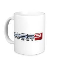 Керамическая кружка Mass Effect 3