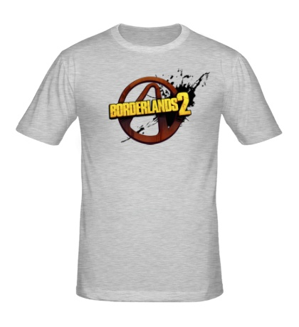 Мужская футболка Borderlands 2