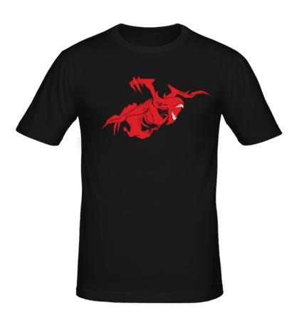Мужская футболка Bane Elemental