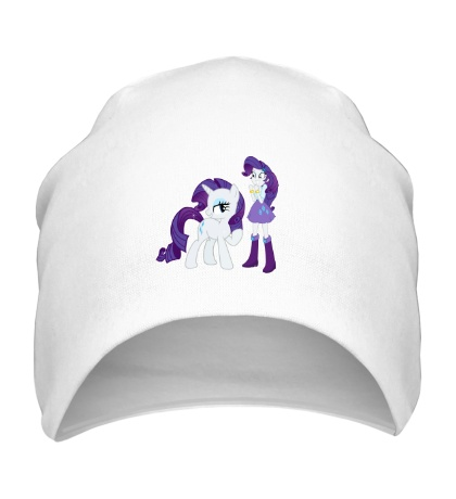 Шапка Rarity and Rarity