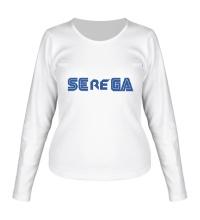Женский лонгслив Serega