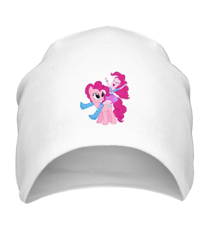 Шапка Pinkie Pie and Pinkie Pie