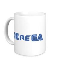 Керамическая кружка Serega