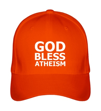 Бейсболка God bless atheism