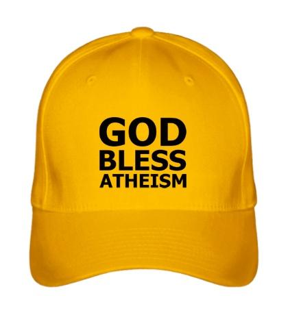 Бейсболка God bless atheism