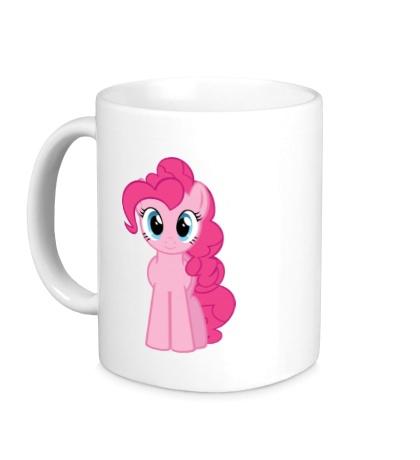 Керамическая кружка Pinkie Pie